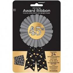 1575 Confetti Estrella gde 80mm Met
