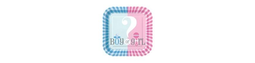 T Gender Revela Sexo Bebé