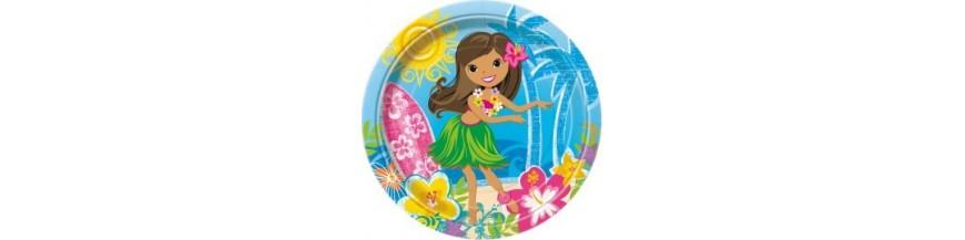 T Hawaianos Luau Verano