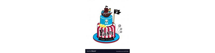 T Piratas Pirates