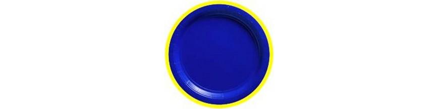 Col Azul Rey