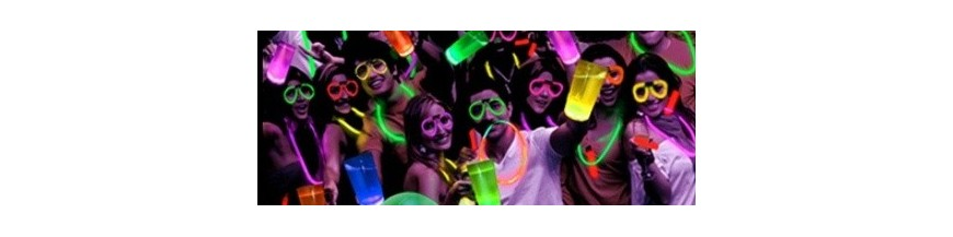 GLOW in the Dark y Fluo
