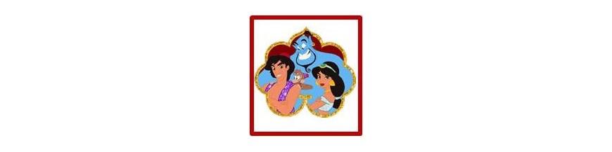 Aladdin y Jazmine