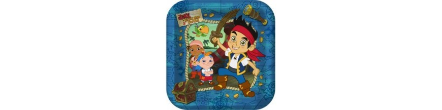 Jake Never Land Pirates