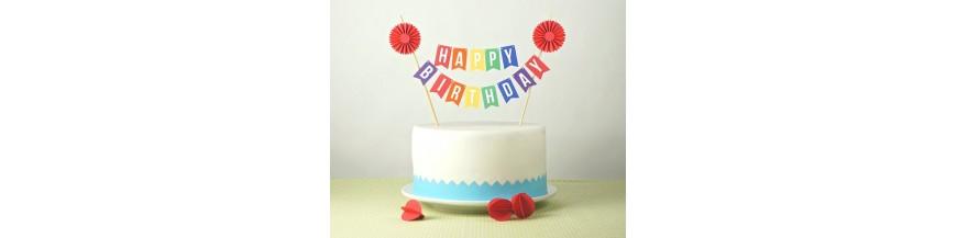 Pastel-Cake Decoración