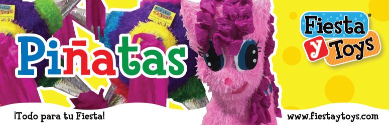 Piñatas para tu fiesta